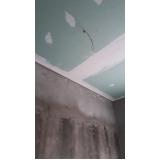 forro drywall quarto valor Zona Sul