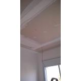 forro drywall quarto Vila Clementina