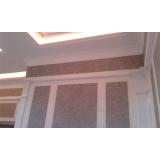 forro em drywall