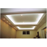 iluminação de teto com gesso