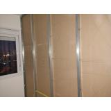 perfil metálico drywall Rio Pequeno